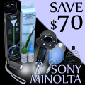 Flexo-Sony/Minolta Bundle.